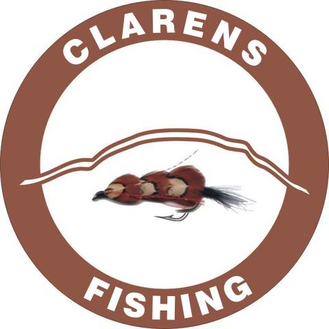 fly-fishing with Clarens Fishing.