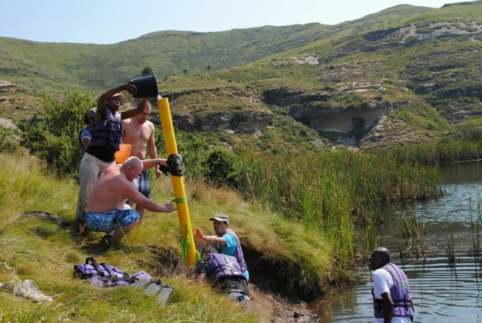 fun, excitement, a challenge! A team build in Clarens with Outrageous Adventures is the ultimate experience.